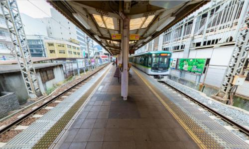 びわ湖浜大津駅
